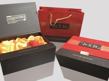 江汉茶叶盒-武汉有品质的包装盒推荐