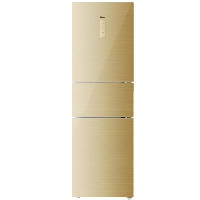 海尔BCD-225WDGK225升风冷变频三门冰箱