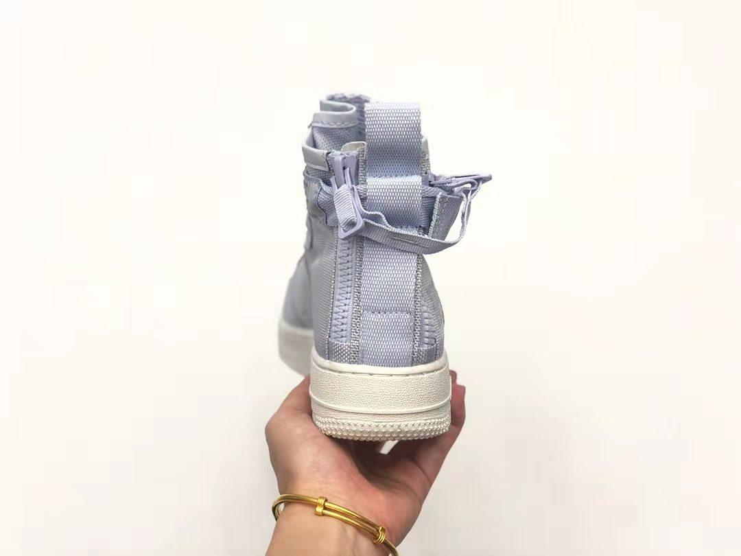 2019福建莆田耐克空軍一號拉鏈鎖扣運動鞋一手貨源