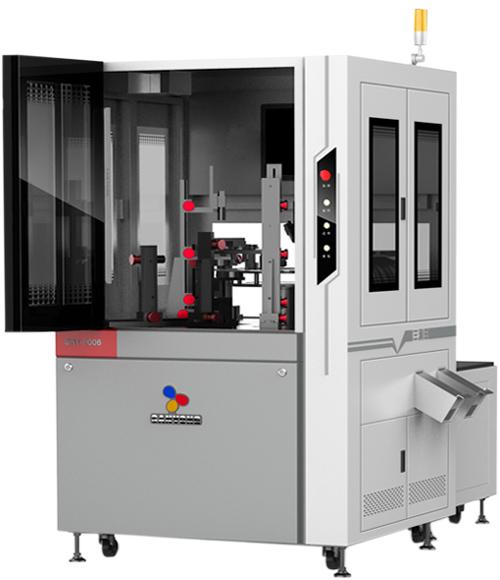 六面体外观缺陷检测设备|三润田智能科技