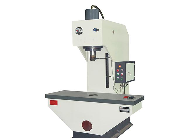 厂家生产轴承压装机 电机压装机 数控单臂液压机油压机