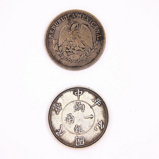云南钱币免费鉴定专家-口碑好的钱币鉴定就在艺隆拍卖