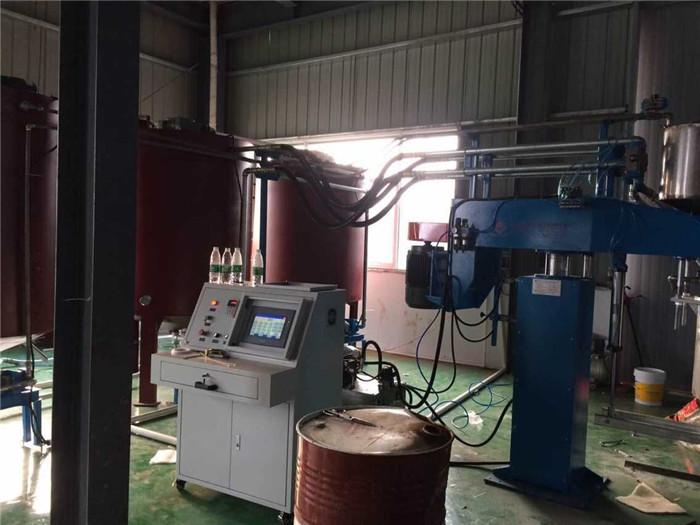 聚氨酯发泡机械