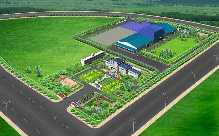 武威工业园区规划-想找资深的工业园区规划-就来兰州华丰园林绿化工程