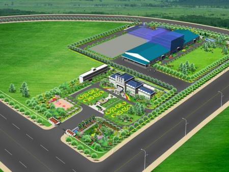 產業園設計-甘肅地區工業園區規劃服務