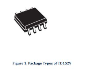 深圳市TD1529應用于筆記本電腦輸入欠壓鎖定