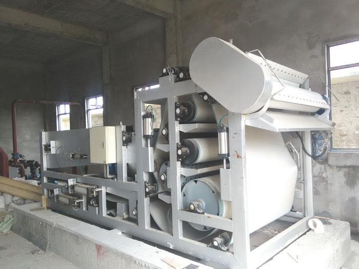 无锡专业的带式压滤机规格