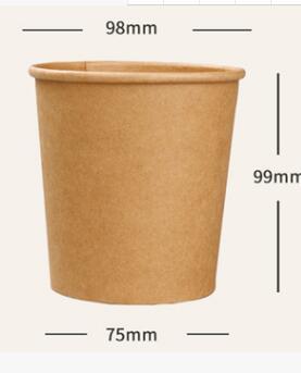 牛皮纸汤碗生产-买牛皮纸汤碗上哪好