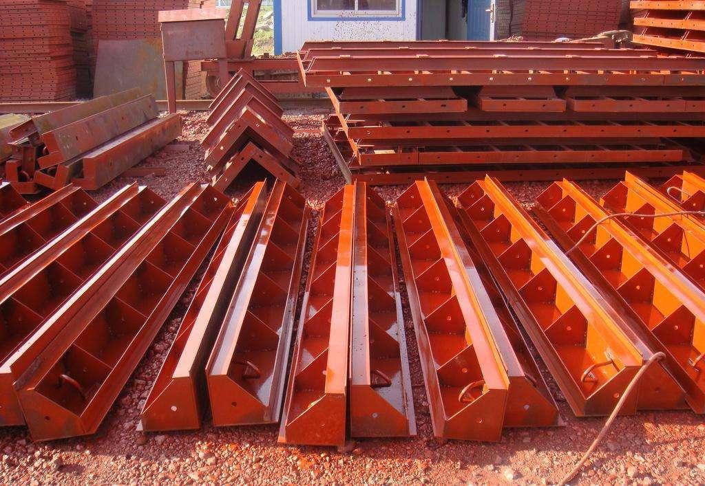 陜西弧模板-甘肅品質好的異型鋼模板