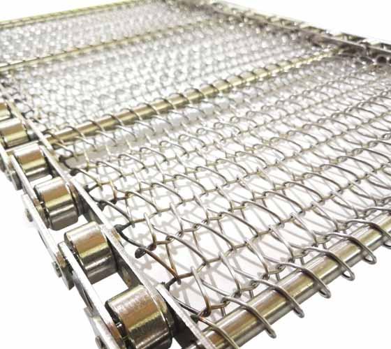 不銹鋼網帶的特點以及優勢
