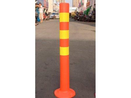 塑料警示柱廠家-買價格實惠的平涼彈力柱當然是到路發交通了