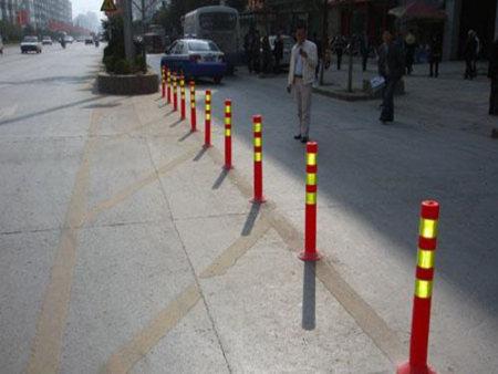 玻璃钢防眩板-买平凉弹力柱就来路发交通