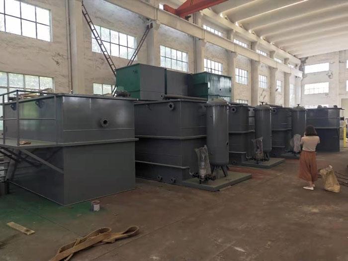 一体化气浮装置_宜兴宝源环保设备有限公司