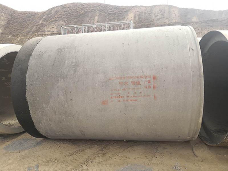 甘肃水泥管,甘肃钢筋混凝土排水管就选甘肃润秉建材