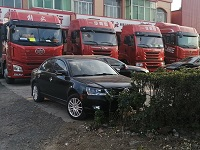 寿光欧曼-选专业的新车汽贸就到弘邦物流运输