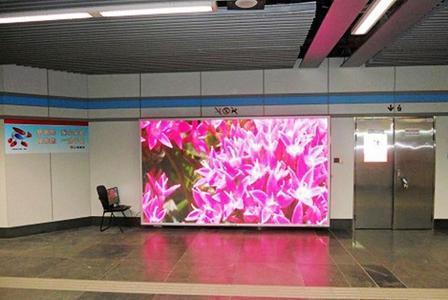 宁夏LDE显示屏,银川LDE电子屏安装厂家顺春广告