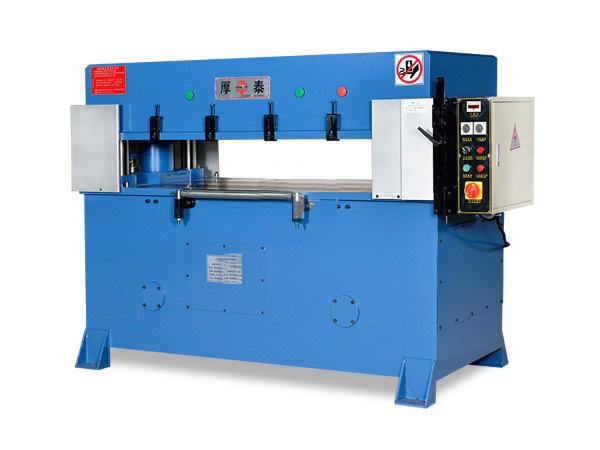 厚泰機械代理吸塑包裝自動送料裁斷機(微電腦控製)
