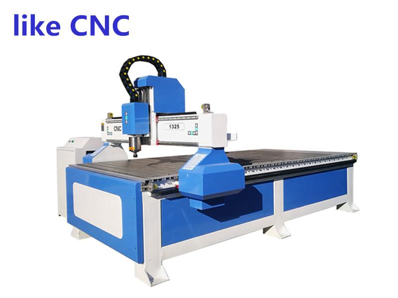 环氧树脂板数控雕刻机电木板打孔切割机1325雕刻机