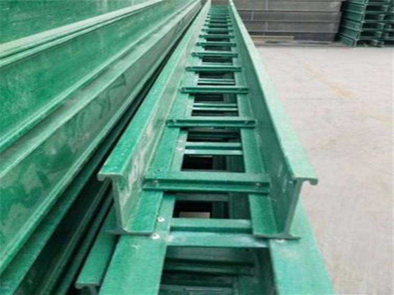 玻璃鋼電纜橋架 梯式電纜橋架 槽式電纜橋架 復合型電纜橋架