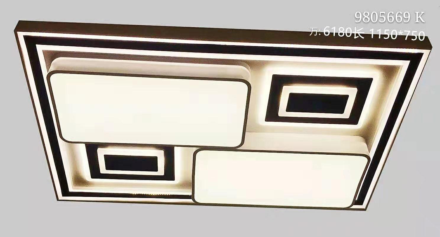 销量好的亚克力平板灯行情价格_家装平板照明灯厂家批发
