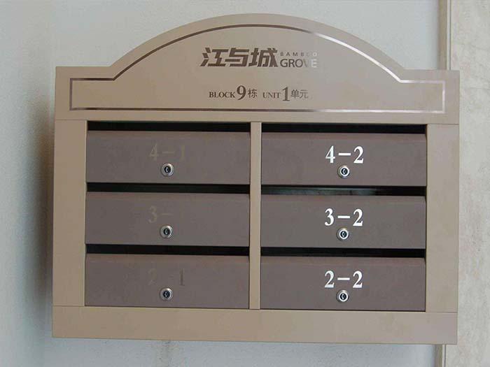 云南不銹鋼信報箱報價-為您推薦云南金欣發性價比高的云南不銹鋼信報箱