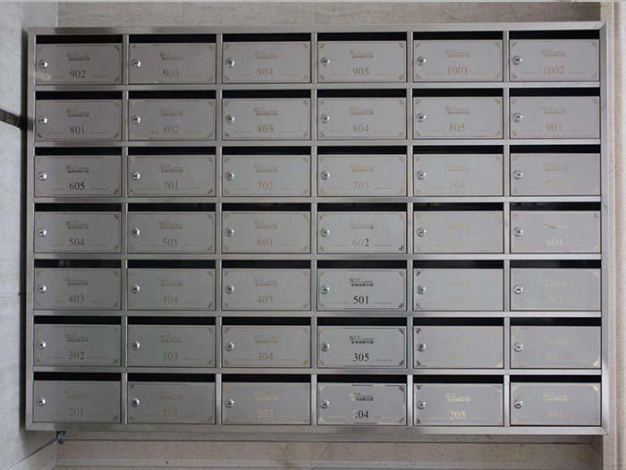 云南不锈钢信报箱厂家_质量好的云南不锈钢信报箱销售