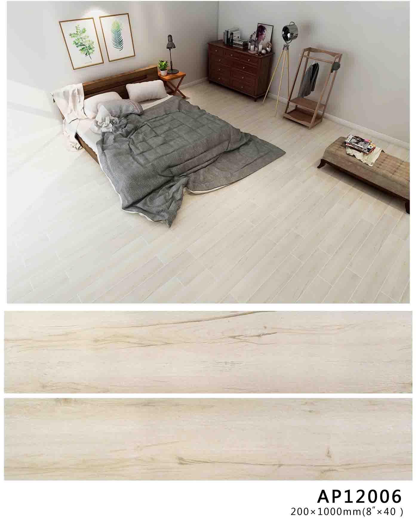 白色木纹砖-玉金山木纹瓷砖工厂-海南全瓷木纹砖生产工厂A