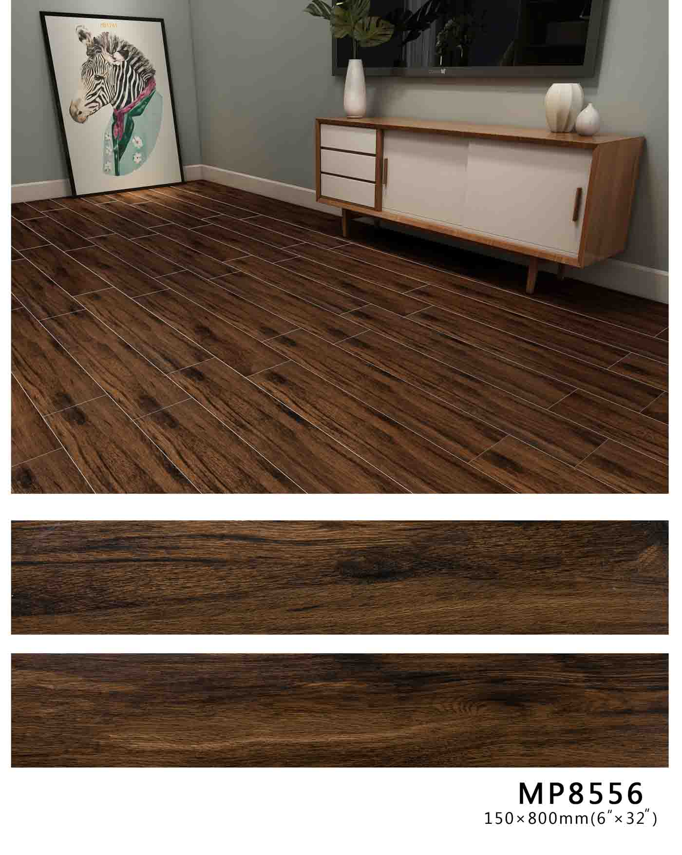 黑色仿实木木纹地板砖-玉金山木纹地砖加盟-海南木纹砖A