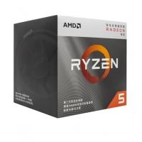 AMD 銳龍5 3400G 處理器 云南CPU批發