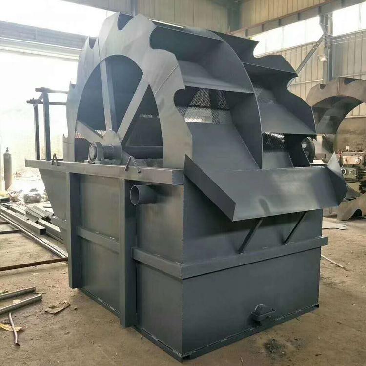 配置高的大型洗砂机-高性价轮斗士洗砂机-河南晟元机械设备倾力推荐