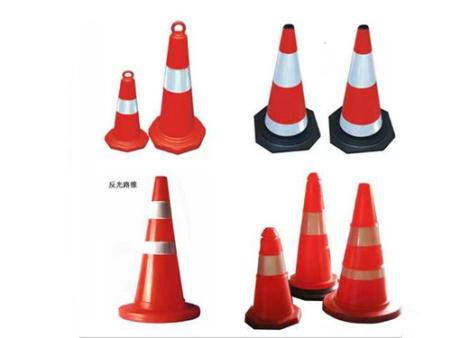 橡膠路錐_西安哪家生產的慶陽路錐可靠