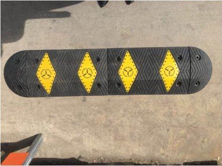 慶陽鑄鋼減速帶廠家-品牌好的慶陽減速帶批發