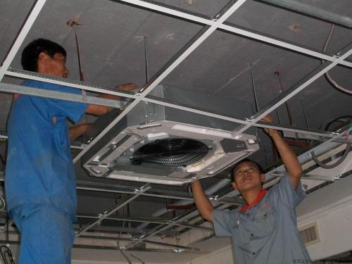 西安海信中央空調維修-要找西安海信中央空調維修就選龍瀾制冷