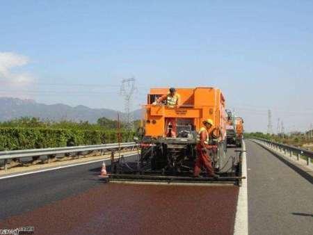 道路沥青施工