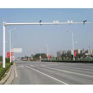 八棱监控杆厂家郑州哪里有卖八棱监控杆