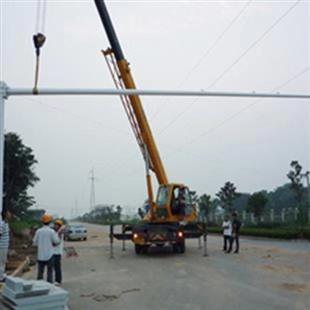 太原电子警察杆厂家_郑州电警杆厂家
