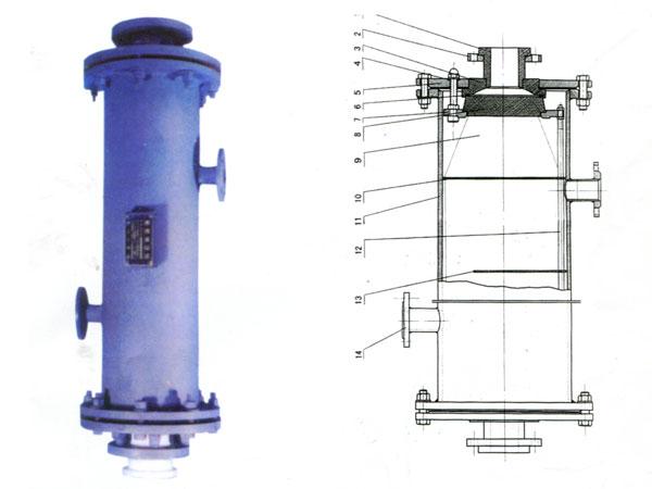 聚四氟乙烯(F4)换热器