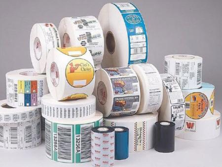 沈阳不干胶标签-制作经验丰富-汇丰商务印刷