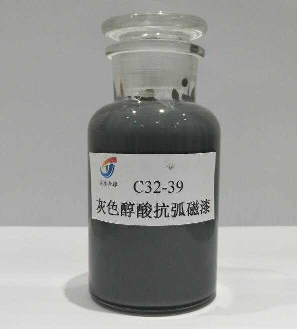 绝缘漆特点介绍-C32-39醇酸抗弧灰磁漆