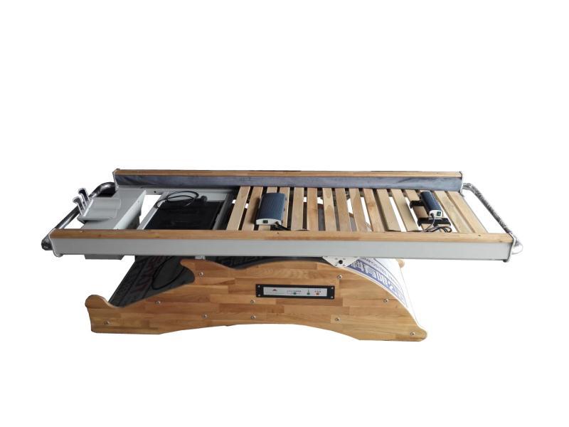 专业讲述脊柱梳理床神奇功效脊柱梳理床神奇功效