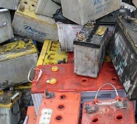 蘭州地區專業高價回收各類廢舊電池鉛酸舊電瓶公司
