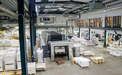 沈陽印刷廠哪家好?專業品質,值得信賴-匯豐商務印刷