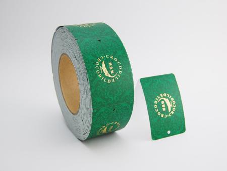 卷筒標簽印刷-日昇為您提供品質優良的吊牌