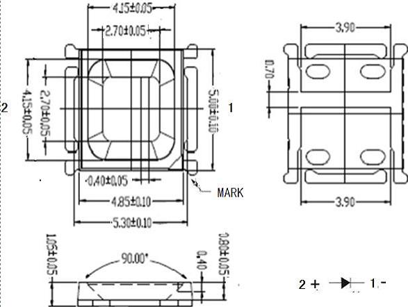 台湾台铭光电提供专业的东莞5050贴片白光系列,提供深圳LED灯珠5050贴片白光1W