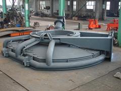 亞天金屬製品供應水冷爐蓋-廣東質量好的水冷爐蓋