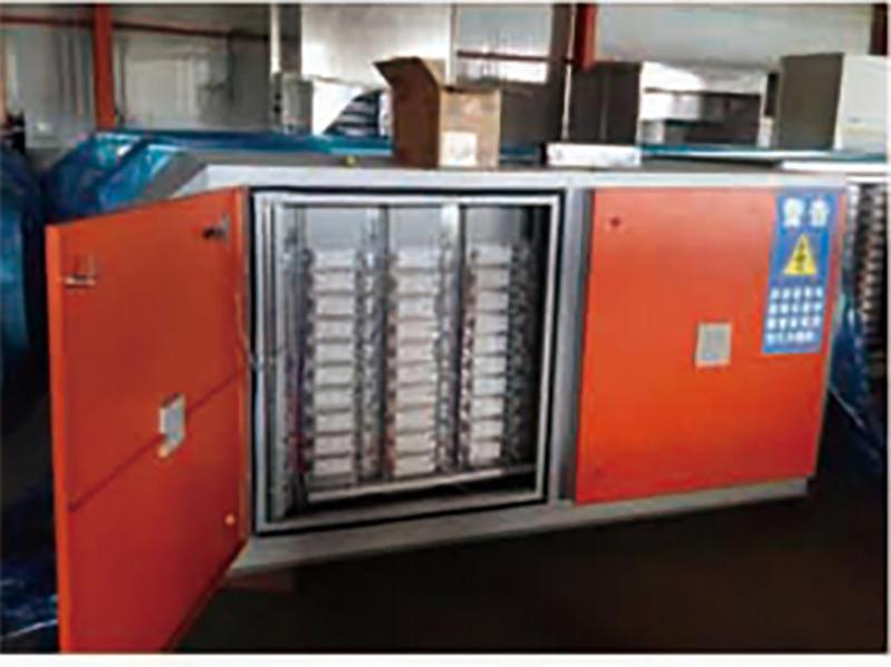 澳门有机废气处理设备厂家|龙祥源环保价格公道的光氧催化废气处理设备出售