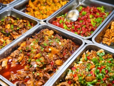山东工厂食堂托管-可信赖的食堂托管服务优选天茂餐饮管理
