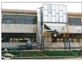 北京中央除尘设备价格-龙祥源环保中央除尘设备厂家