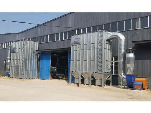 吉林中央除尘设备厂家_龙祥源环保价格划算的中央除尘设备出售