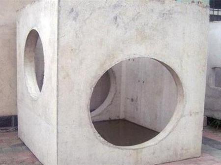 钢筋混凝土检查井的施工安装